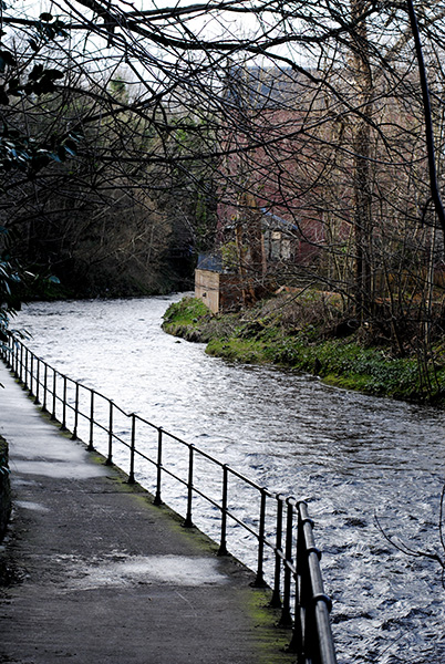 Ver Water of Leith