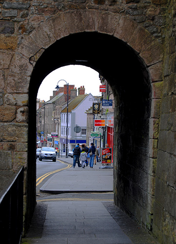 Visitar Berwick Upon Tweed