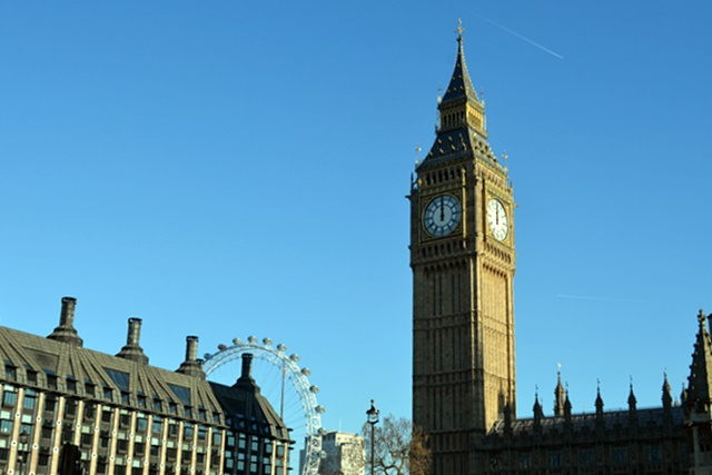 Big Ben - Viajar a Londres