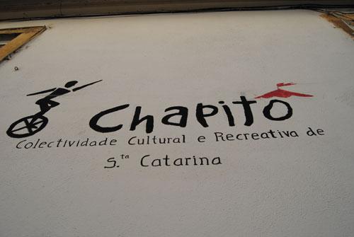 Lisboa - Chapito