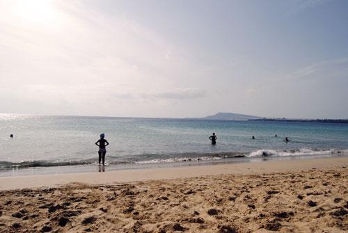 Playa Papagayo - Lanzarote
