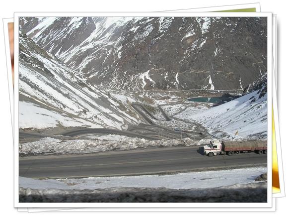 Carretera Santiago-Mendoza