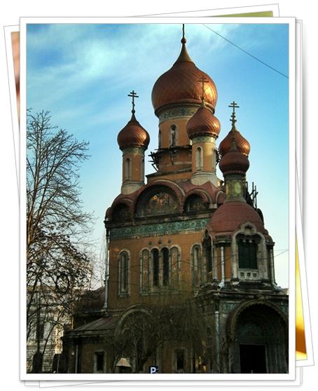 Iglesia Rusa Bucuresti