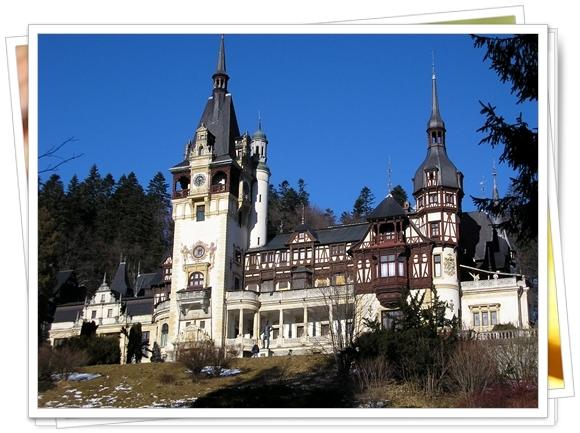 Castillo de Peles Sinaia Rumania
