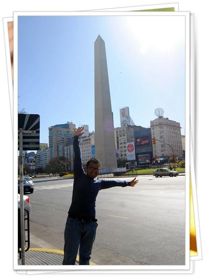 El gigante obelisco