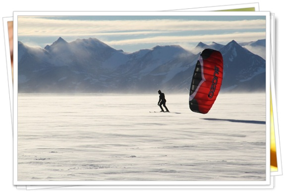Aventura antártica