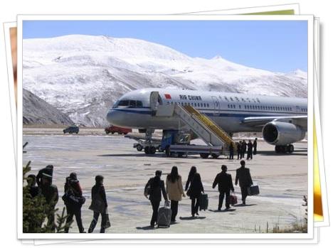 Bangda, el aeropuerto más alto del mundo