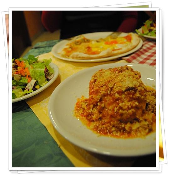 Comer en Roma - La Romanella