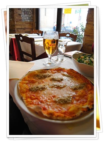 Comer en Roma - Wanted