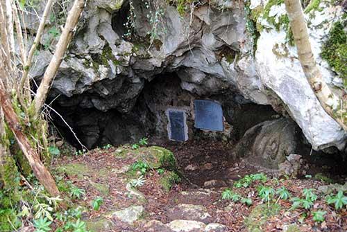 Cueva donde se guardan los quesos cabrales