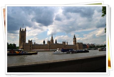 Las vistas desde mi rincón en Londres