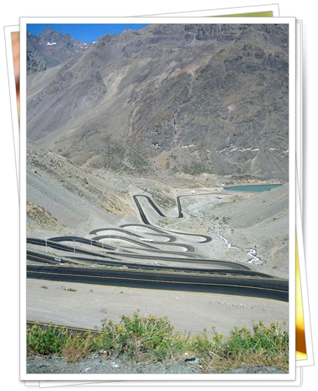 Los Caracoles - Chile-Argentina