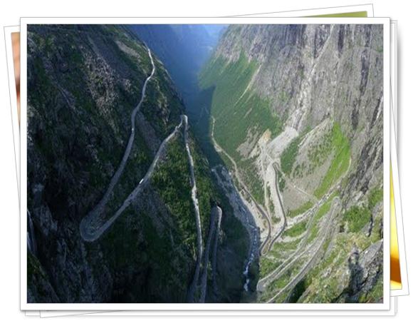 Trollstigen - Noruega