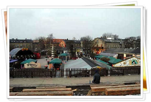 Christiania tranquila