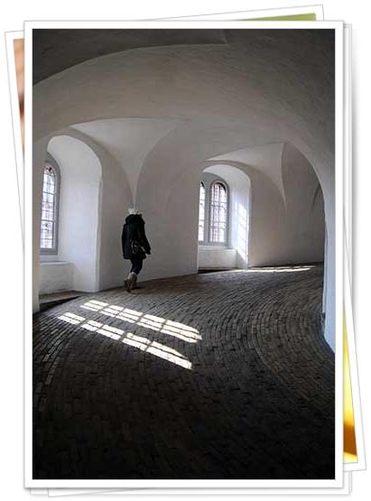 Torre circular Copenhague