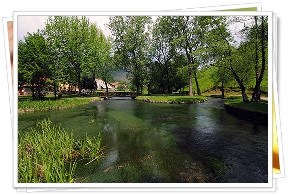 Parque en Ruente
