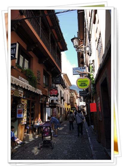 Callecitas de Potes, Cantabria