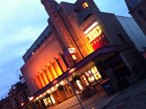 Dominion, uno de los cines que preferimos en Edimburgo