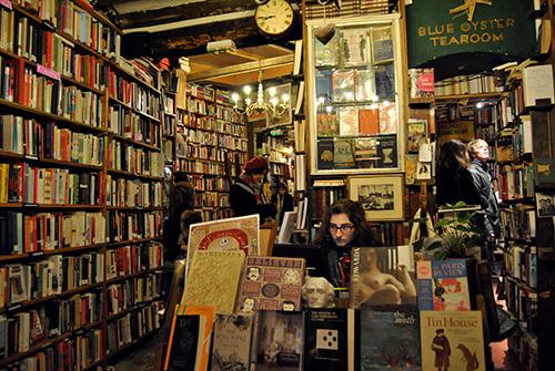 Visitar Librería Shakespeare and Co París
