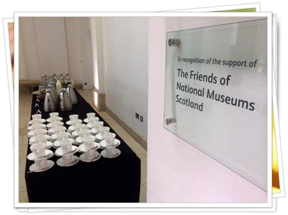 Visitar el Museo Nacional de Escocia
