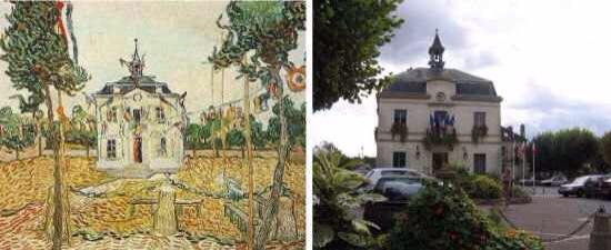 Viaje al pueblo de Van Gogh