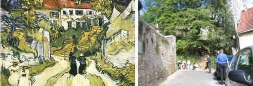 Visitar Auvers, el pueblo de Van Gogh