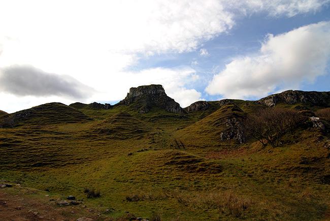 Viajar a Isla de Skye - Fairy Glen