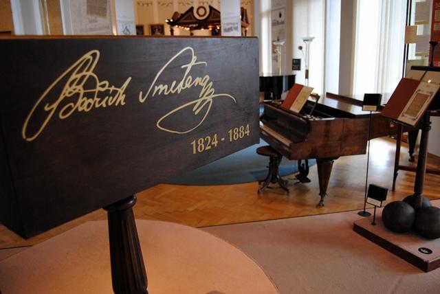 piano de bedrich smetana