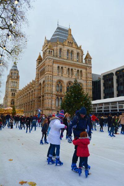 Viajar a Londres