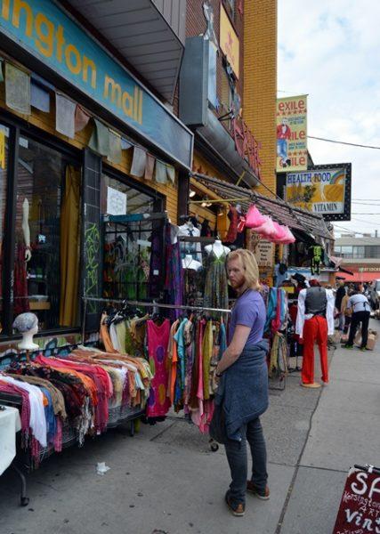 VisitarKensignton Market en Canadá