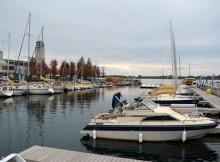 Visitar el puerto de Toronto