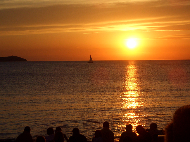 SunsetIbiza