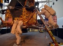 Visitar el museo del aire y el espacio en Washington