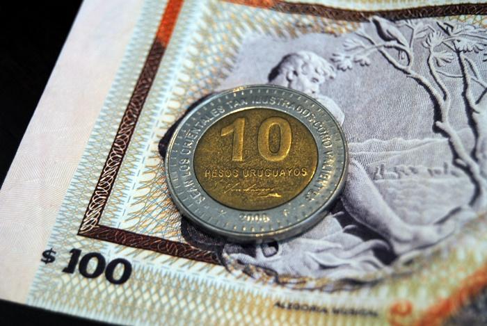 Dinero en viaje