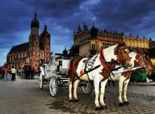 Cracovia (fuente https://www.flickr.com/photos/smif/)