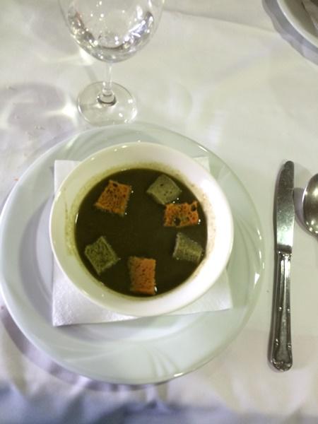 Viajar a Asturias - Comer fabada vegetariana