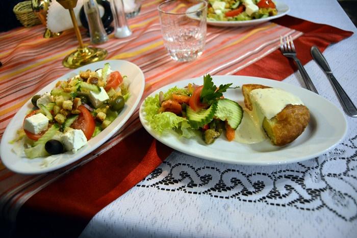 restaurante Ariel Cracovia