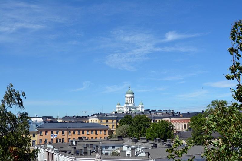 Las dos catedrales se miran