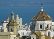 Cádiz, con una belleza incomparable