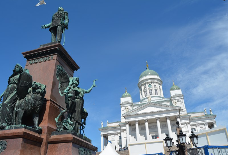 Helsinki tiene mucho por contar y lo haremos en una serie de entradas.