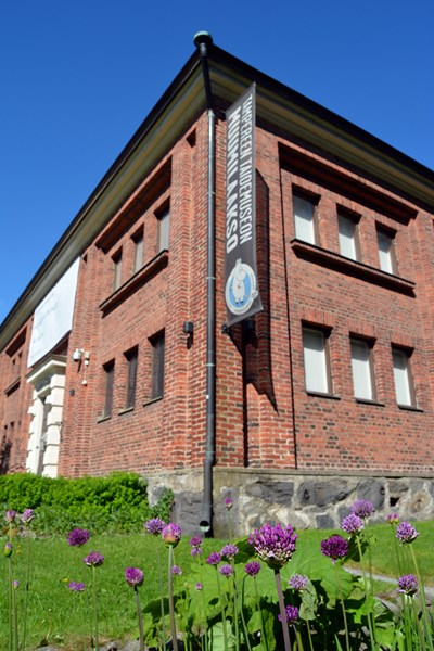 El museo dedicado al hipopótamo es inmenso