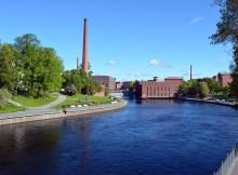 Una ciudad industrial que guarda su encanto