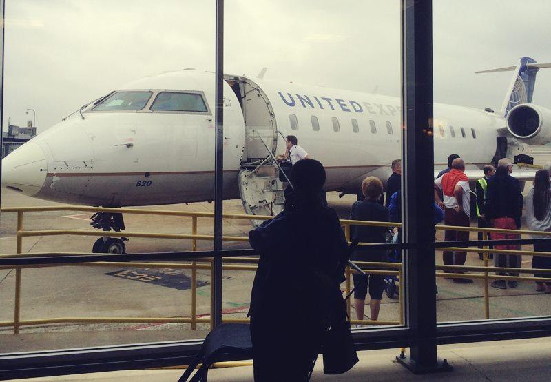 volar en avión sin estrés