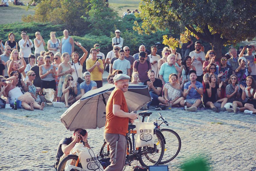 Qué ver en Berlín - Mauerpark