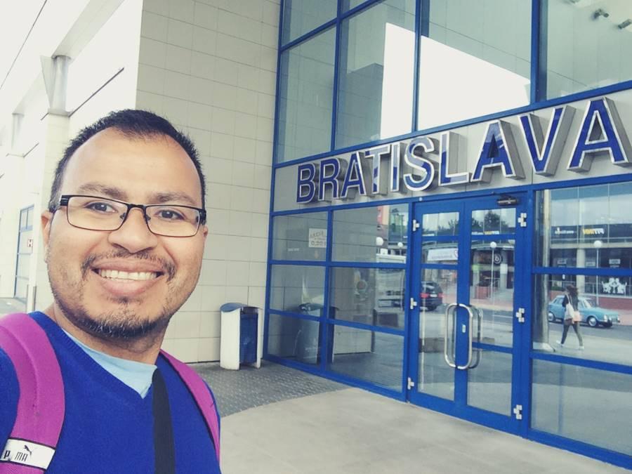 Viajar a Bratislava