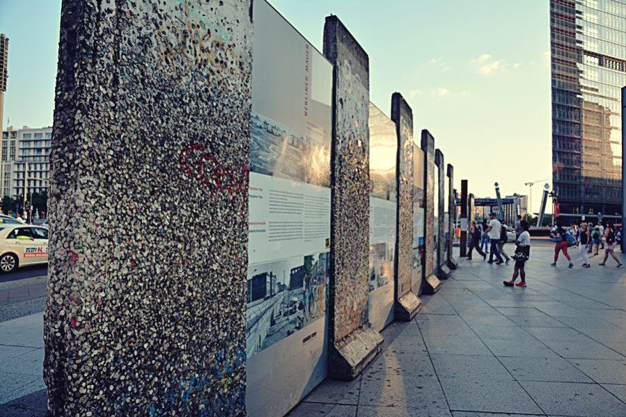 Cómo ver el muro de Berlín