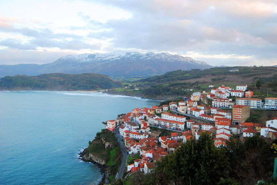 Asturias y el mar
