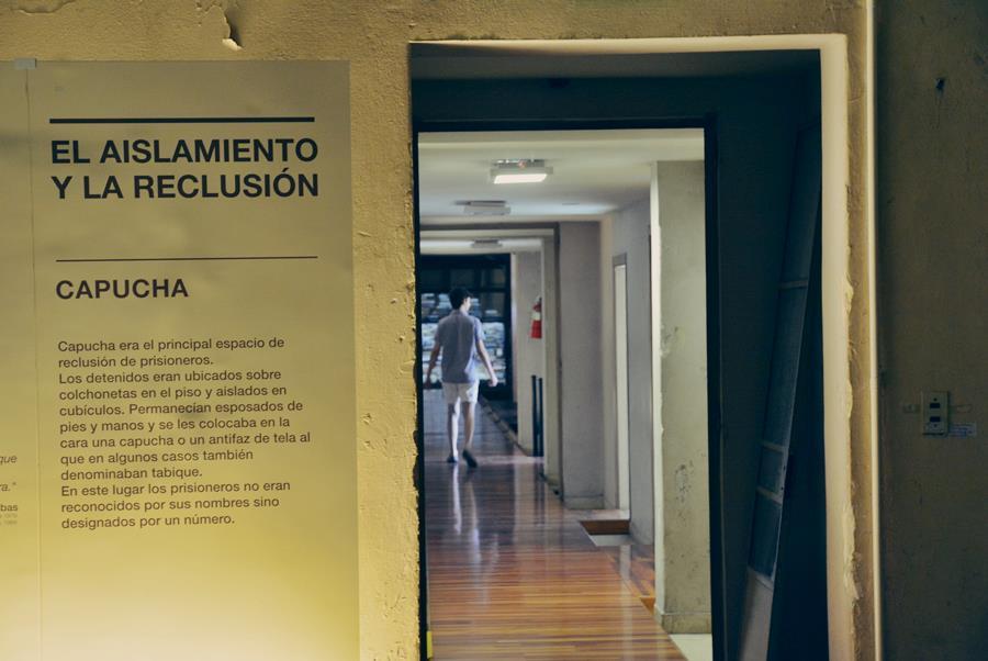 Visitar la ESMA - Espacio de Memoria Histórica