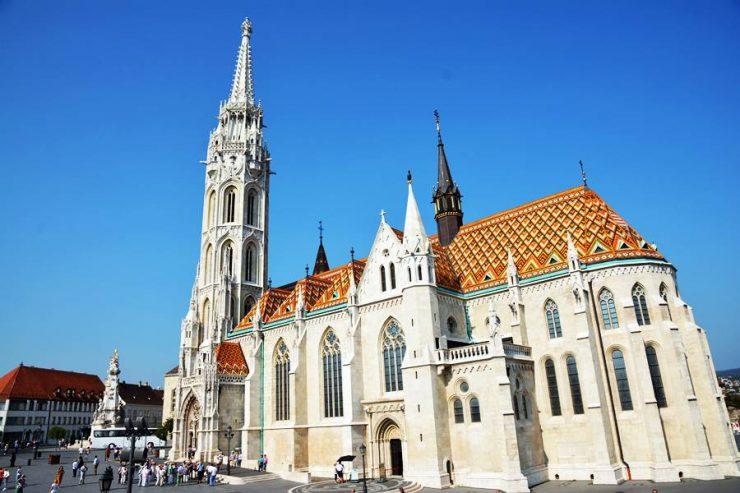 Visitar la Basílica de Budapest