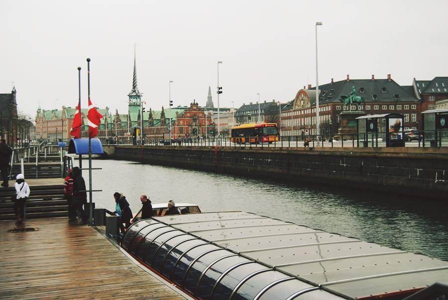 Qué ver Copenhague - Paseo en Barco